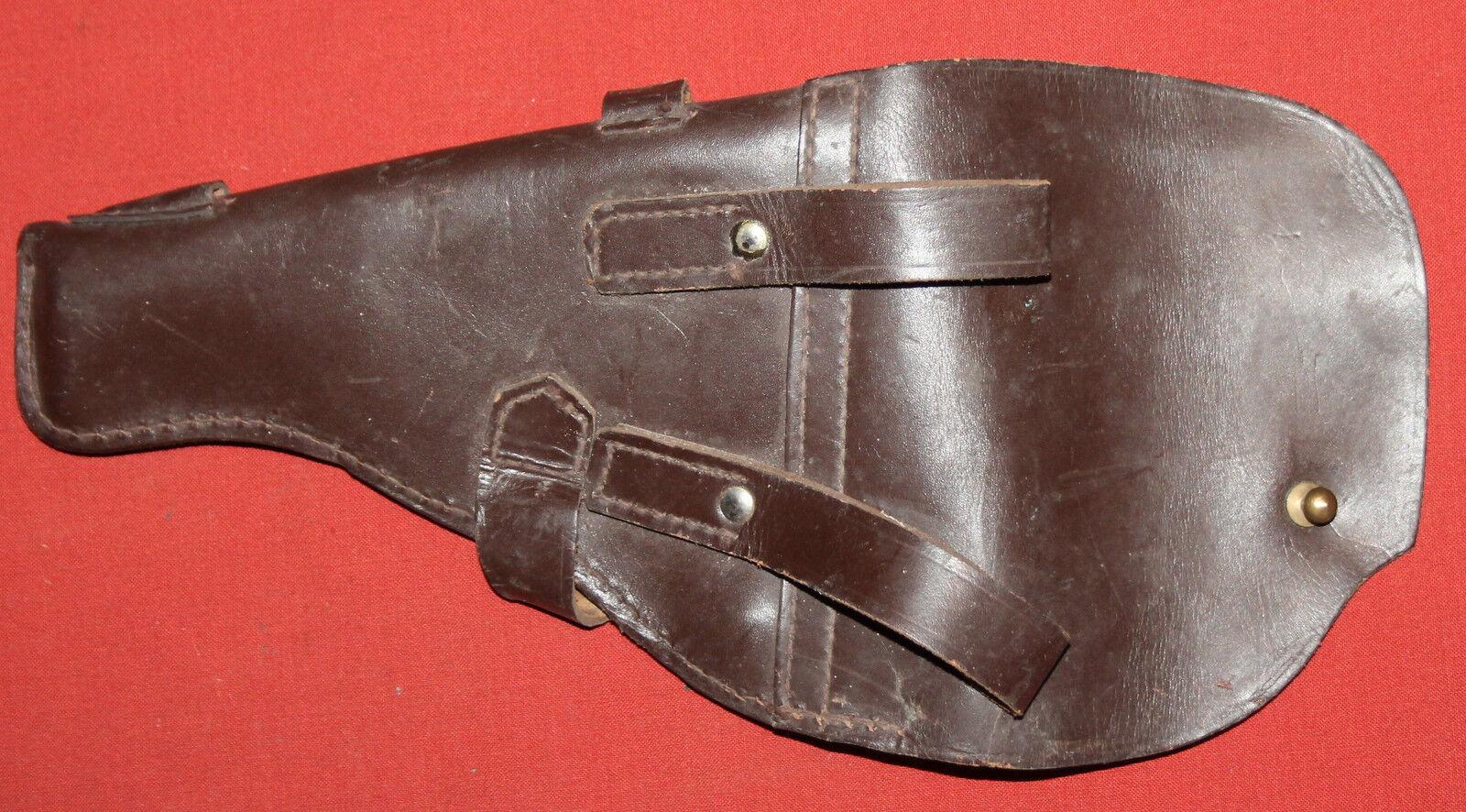 Vintage gun Soviet Russian Pistol Holster For Makarov gun Vintage fa30c7