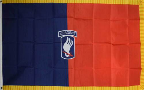 ARMY 173RD AIRBORNE FLAG 3X5 POLYESTER