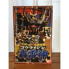 Power Rangers Ninja Storm DX Gouraijin Thunder Megazord BANDAI Hurricanger USED