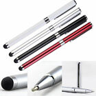 2in1 Capacitive Touch Screen Pen Stylus For iPhone iPad Samsung PC Tablet GPS