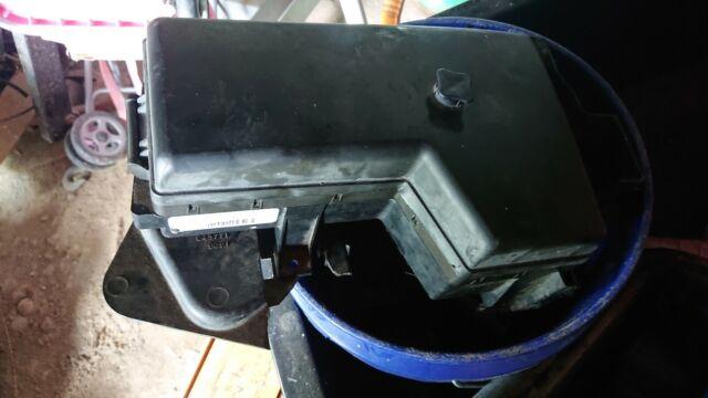 2005 Dodge Dakota Fuse Box Panel