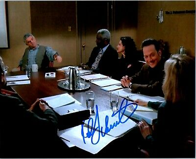 "Autographs-original ""grown Ups"" B Well-Educated Rob Schneider Signed Autographed Seinfeld 8x10 Pic"