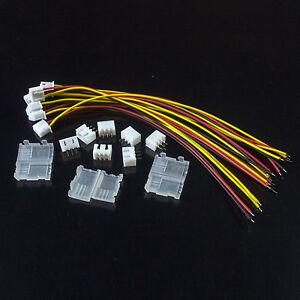1-20-Paar-XH2-54-3P-XH-2S-XH-3P-Stecker-mit-Buchse