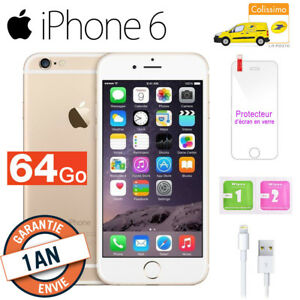 Apple-iPhone-6-64go-64GB-unlocked-DEBLOQUE-Telephones-Mobile-OR-Gold-FR