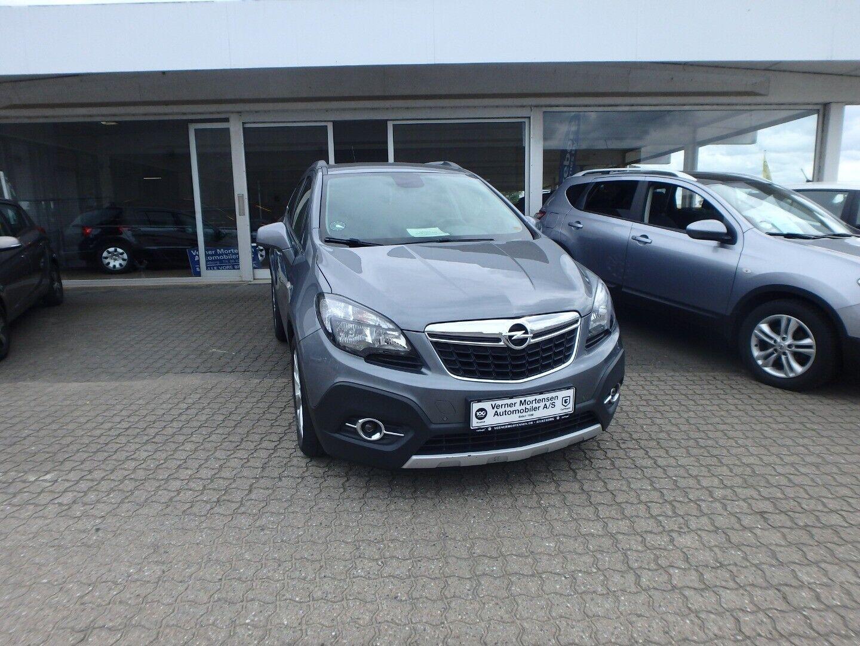 Opel Mokka 1,4 T 140 Cosmo 5d - 159.900 kr.