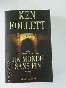 Un-Monde-sans-fin-by-Ken-Follett-Robert-Laffont-2008-1ere-Ed-francaise-Roman