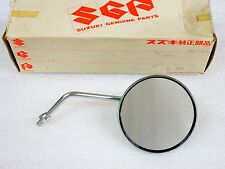 Suzuki NOS NEW 56500-19011 Right Mirror RV TC TS RV125 RV90 TC185 TC125 1971-74