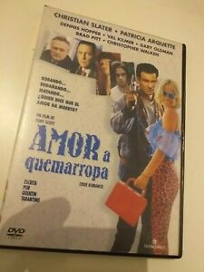 DVD-Amor-a-quemarropa-escrita-por-tarantino