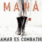 Amar Es Combatir by Man  (CD, Aug-2006, WEA Latina)