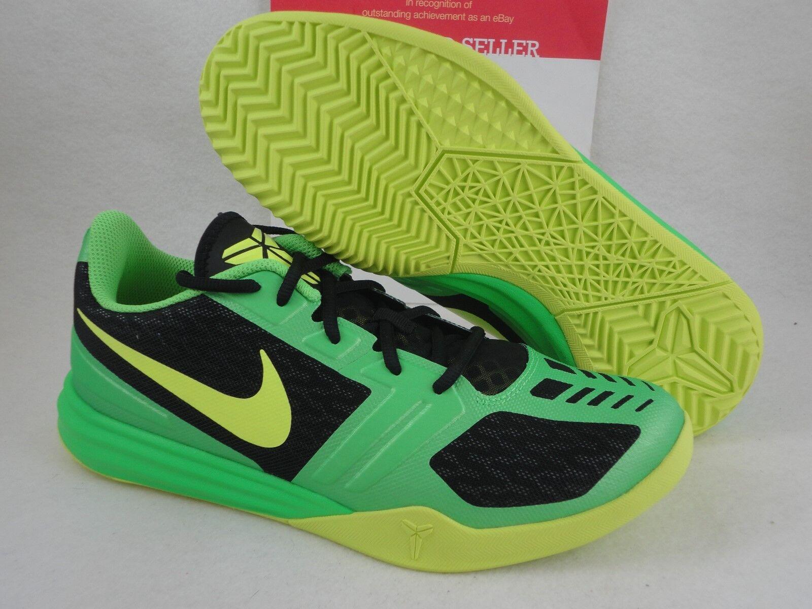 Nike kb Uomotalit, nero / volt / veleno 001 green, kobe bryant, 704942 001 veleno sz 11 72f9bd