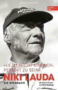 Niki Lauda Es ist nicht einfach, perfekt zu sein | Die Biografie | Hamilton