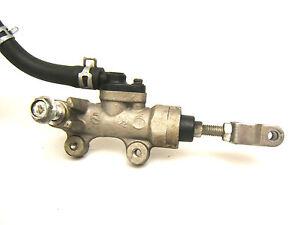 Rear Brake Master Cylinder Fluid Pump For Suzuki GSX1300R Hayabusa 1999-2014 13