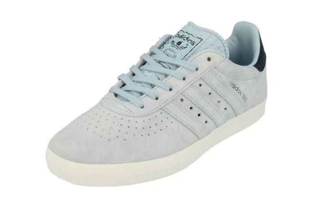 c5cc84f54 Men s adidas Originals 350 Trainers in Blue From Get The Label UK ...
