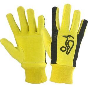 Kookaburra-Cricket-Padded-Cotton-Full-Finger-Mesh-Wicket-Keeping-Inner-Gloves