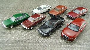 Audi-100-Coupe-Audi-V8-Audi-Q5-Audi-Coupe-100-GL-5E-Herpa-1-87-DG153-DG159