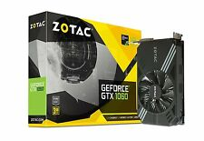 ZOTAC GeForce GTX 1060 Mini 3GB 192-Bit GDDR5 Graphic Card - ZT-P10610A-10L