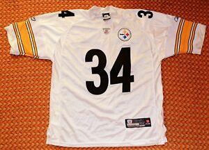 a65f2fbc765 Image is loading Pittsburgh-Steelers-NFL-Football-Jersey-34-Rashard- Mendenhall-