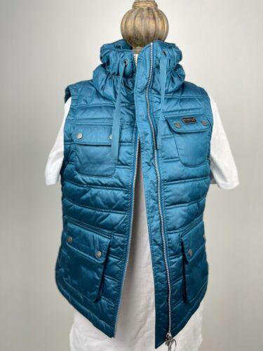 Barbour International Quilted Vest