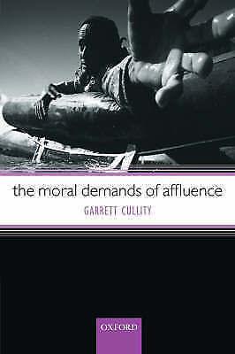 The Moral Demands of Affluence, Cullity, Garrett, New Book
