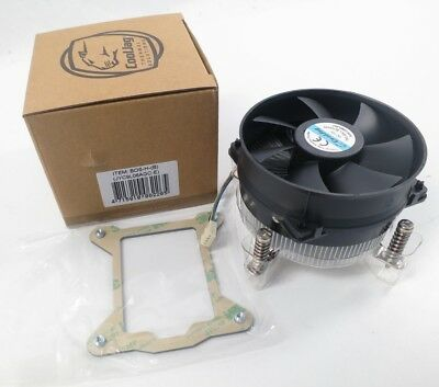 B CoolJag JYC9L06AGC-E BOS-H- for Intel socket LGA1156 with Type B Backplate