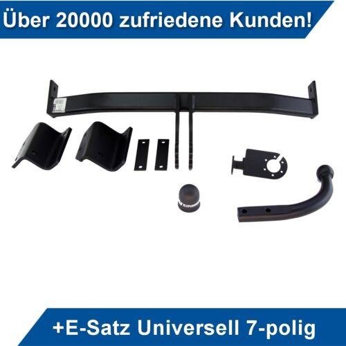 Für Hyundai i30 II GD 5-Tür 12-16 Anhängerkupplung starr+ES 7p uni Kpl AHK