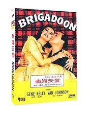Brigadoon All Region DVD Gene Kelly, Van Johnson, Cyd Charisse, Vincente NEW UK