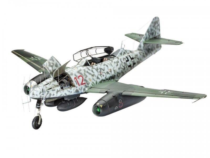 Revell Messerschmitt Me262 B-1 U-1 Nightfighter Aereo in Kit di Montaggio