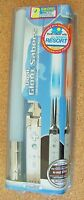 Dreamgear Dual Glow Sabers For Wii Red & Blue For Star Wars Games