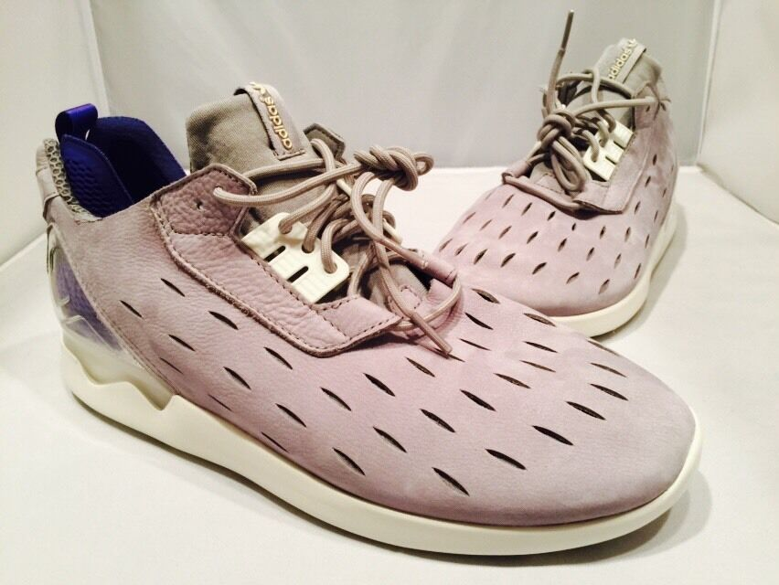 ADIDAS ORIGINALS ZX 8000 blueE BOOST GREY SUEDE PURPLE B25871 sz 10