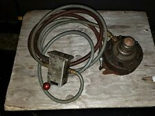 Heinrich 5c Collet Closer 1ac Pneumatic Gauge Amp Regulator And Dryer