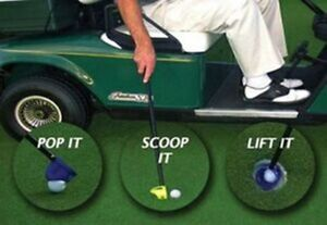 Details about Scramble Caddy for Golf Tournaments