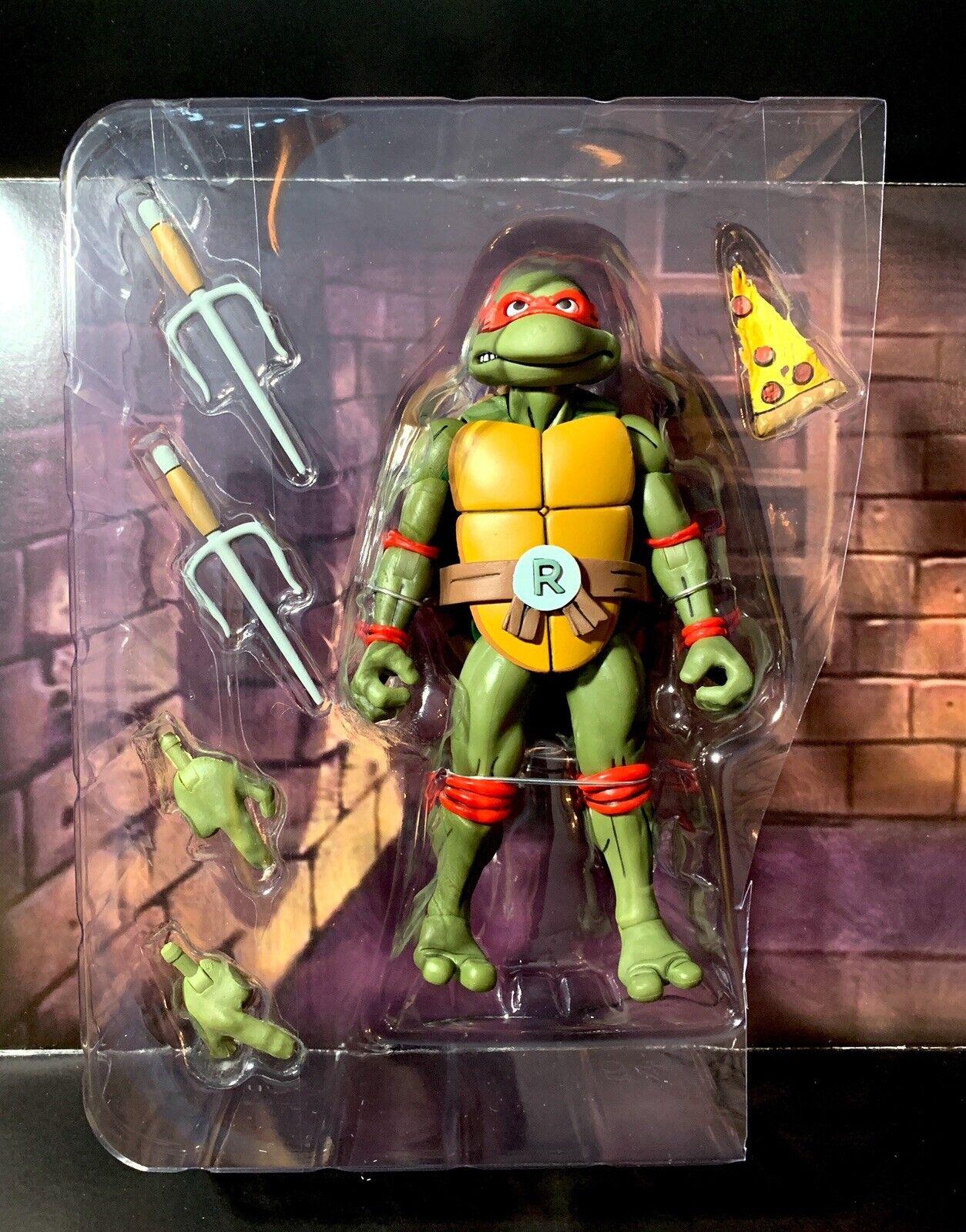 TMNT NECA RAPHAEL cifra cifra cifra autotoon Teenage Mutant Ninja Turtles Target Exclusive fe45c4