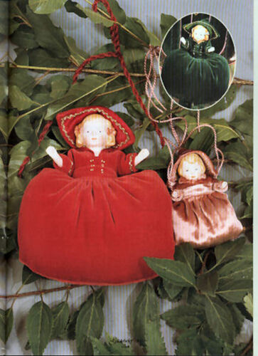 Hilda/'s Sister Gildebrief 4//1999 Dollmaking Antique  Dress Patterns Jumeau