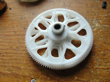 TREX 550 / 600 SLANT CUT MAIN GEAR & 0.8M TAIL DRIVE GEAR C/W ONE-WAY BEARING