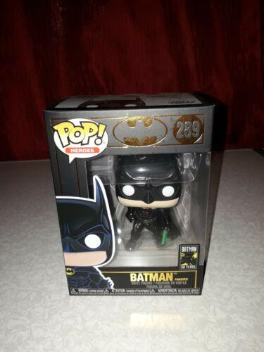 Funko Pop DC BATMAN FOREVER #289 80 anni