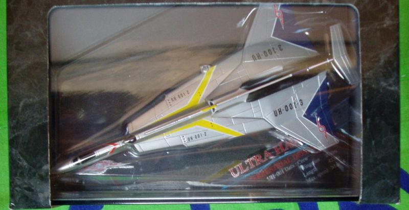 Ultraseven Ultra Seven Hawk 001 Mecha Gallerie Luft Kampfflieger Druckgegossen