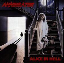 Annihilator Alice In Hell CD+Bonus Tracks NEW SEALED 1998 Remastered Metal