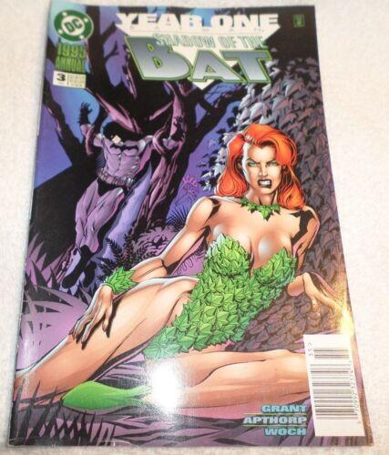 Batman VF//NM DC Comics, 1995 Shadow of the Bat Annual #3