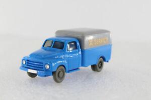 A-s-s-Wiking-camiones-ALT-Opel-langhauber-WM-Service-1960-GK-354-2d-CS-652-1h-ASC