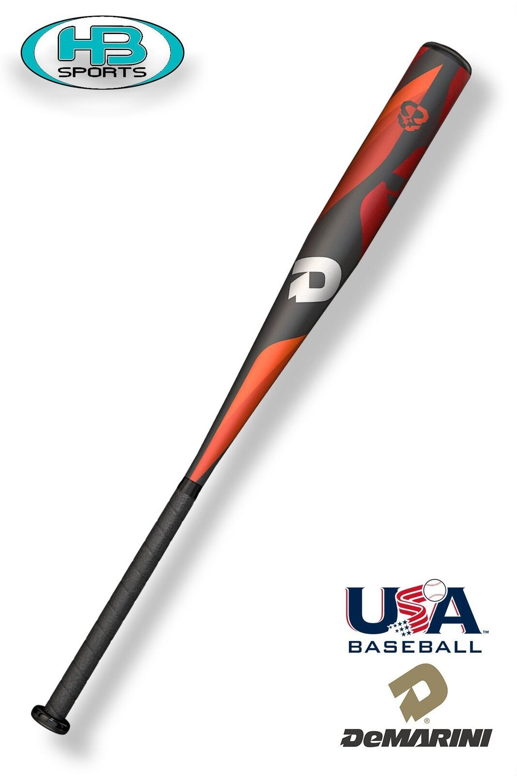 2018 DeMarini Uprising (-10) 2 1/2