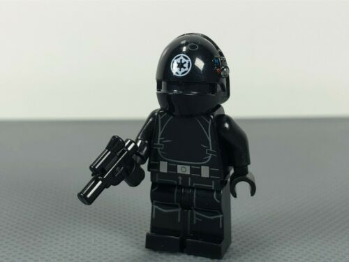Imperial Gunner Closed Mouth White Logo 75245 75246 Star Wars LEGO Minifigure