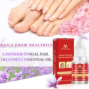 10ml Cuticle Nourishing Nail Care Solution Lavender Nail Essential Oil
