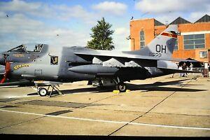 4-446-LTV-A-7D-Corsair-II-Ohio-National-Guard-USAF-178-F-GRP-Kodachrome-SLIDE