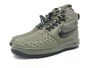 outlet store 23e0d 7ca64 Image is loading 916682-202-NIKE-LUNAR-AIR-FORCE-1-DUCKBOOT-