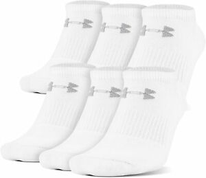 Under-Armour-Youth-Charged-Cotton-2-0-No-Show-Socks-6-Pairs