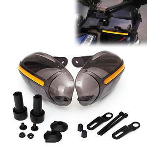 2-x-Universal-7-8-039-039-22mm-Motorcycle-Motorbike-Handguards-Hand-Guards-Protector