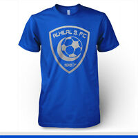 Al Hilal Saudi Football Club T Shirt Saudi Arabia Riyadh