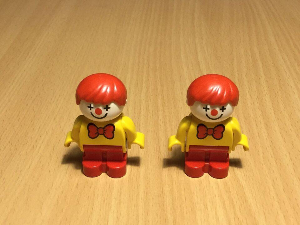 Lego Duplo, 2 Lego Duplo klovne
