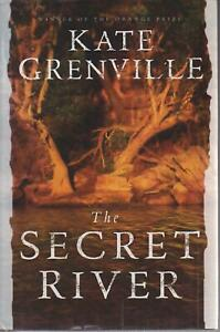 THE-SECRET-RIVER-by-KATE-GRENVILLE-Hard-Cover-First-Edition