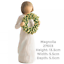 WILLOW-TREE-FIGURE-ORNAMENT-Family-Figurines-STATUE-BOXED-Gift miniatuur 32